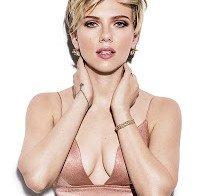 Scarlett Johansson sexy na Cosmopolitan