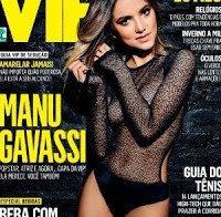 Manu Gavassi despida (revista VIP 2016)