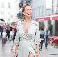 O outfit revelador de Ana Rita Clara nos Globos de Ouro 2016