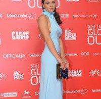 O belo sideboob de Filipa Areosa (Globos de Ouro 2016)