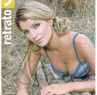 Paula Coelho despida na Revista J #110 (2008)
