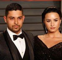 Demi Lovato and Wilmer Valderram separaram-se depois de seis anos juntos
