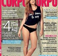 O corpo de Marina Ruy Barbosa em forma (actriz brasileira)