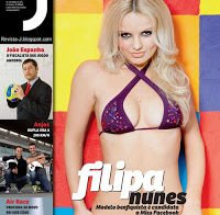 Filipa Nunes despida (Revista J 2010)