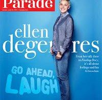 """Ellen DeGeneres: """"Nunca achei ser engraçado gozar com pessoas"""""""