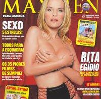 Mais uma vez Rita Egídio despida (Maxmen 2005)