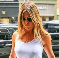 Mamilos de Jennifer Aniston
