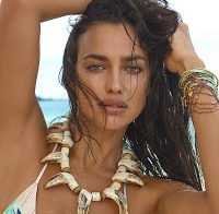 Irina Shayk nua (todas as fotos Sports Illustrated 2016)