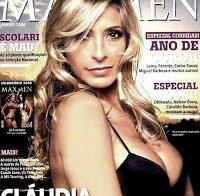 Recordando Cláudia Jacques de lingerie (Maxmen 2008)