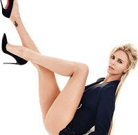 Charlize Theron sexy (GQ Maio 2016)