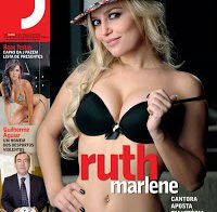 Ruth Marlene despida na Revista J (2009)
