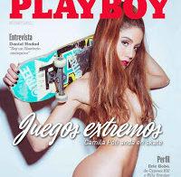 Camila Poli nua (Playboy Argentina)