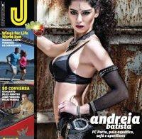 Andreia Batita despida na Revista J