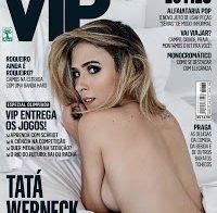 Tatá Werneck despida (revista VIP)