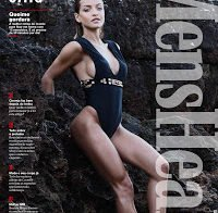 Beatriz Moniz Ramos despida (Men's Health 2016)