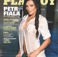 Lucie Stolarikova na Playboy