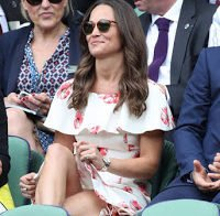 Upskirt de Pippa Middleton