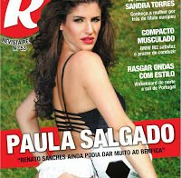 Paula Salgado despida (Revista R 2016)