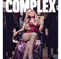 Mariah Carey sensual (revista Complex)