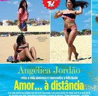 Angélica Jordão de biquini na praia 2016 (ex-concorrente de A Quinta)