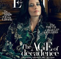 """Eva Green:""""A ambição enooja-me; torna-se assustadora nas pessoas"""""""