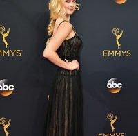 Sophie Turner esteve de tanga nos Emmys, quase de certeza