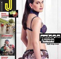 Patrícia Ferreira na Revista J