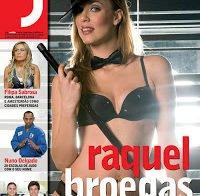 Raquel Broegas despida (Revista J 2008)