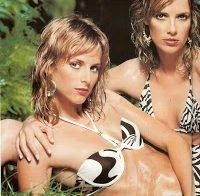 Núria Madruga e Dália Madruga despidas (Maxmen 2005)