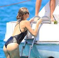 Paris Hilton em Ibiza 2016