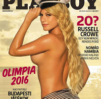 Babi Rossi na Playboy húngara