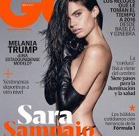 Sara Sampaio sensual (GQ México Setembro 2016)