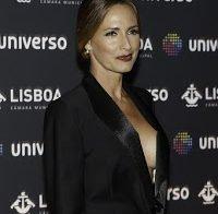 Sideboob de Fernanda Serrano (semifinal Emmys 2016)
