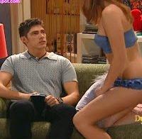 Recordando Marisa Perez de lingerie (striptease em 2010)