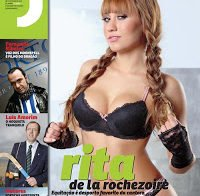 Rita de la Rochezoire despida (Revista J 2013)