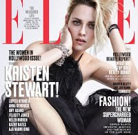 Kristen Stewart na revista Elle