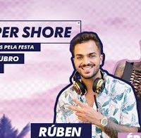 Ruben da Cruz e Érica Silva participam no MTV Super Shore