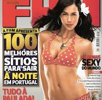 Débora Monteiro despida (FHM 2007)