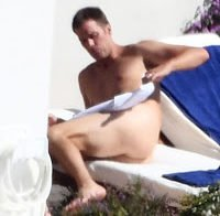 Tom Brady apanhado nu