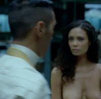 "Thandie Newton nua na serie ""Westworld"""