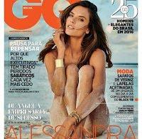 Alessandra Ambrosio nua (GQ Brasil Novembro 2016)