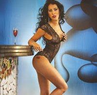 Andreia Machado despida em 2013 (concorrente Love on Top)