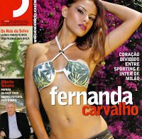 Fernanda Carvalho despida (Revista J 2009)
