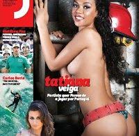 Tatiana Veiga despida (Revista J 2014)