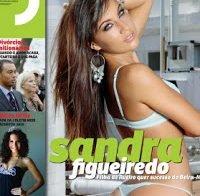Sandra Figueiredo despida (Revista J 2010)