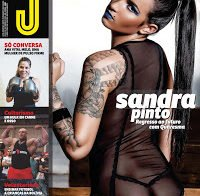 Sandra Pinto despida (Revista J 2015)