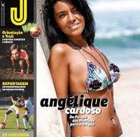 Angélique Cardoso despida (Revista J 2015)