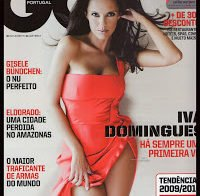 Iva Domingues despida (GQ 2009)