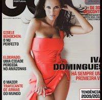 Iva Domingues despida (GQ 2009)