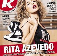 Rita Azevedo despida (Revista R Dezembro 2016)